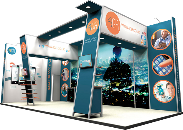 Exhibition Stand Large : Brand exhibitions exhibition display stands graphics